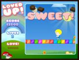 Loved Up! Browser I reached the top of the level.