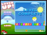 Loved Up! Browser Level completed!