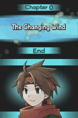 Summon Night: Twin Age Nintendo DS End of Chapter 0
