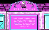 Fisher-Price Firehouse Rescue DOS You are informed that level is completed...