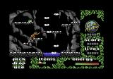 Bigfoot Commodore 64 Throwing a rock