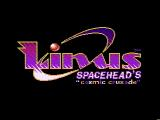 Cosmic Spacehead NES Title screen