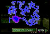 Shining the Holy Ark SEGA Saturn Forest of Confusion ~ The maps are not very detailed (they don't show chests, switches and other niceties), but they track the group's progress and are easy to navigate.