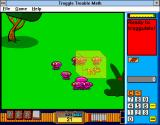 Troggle Trouble Math Windows 3.x Ready to troggulate!