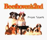 Beethoven's 2nd SNES Title Screen