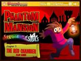 Phantom Mansion: Spectrum of Souls - Chapter 1: The Red Chamber Browser Title screen
