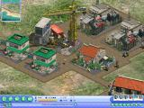"Virtual Resort: Spring Break Windows This is the ""admin"" area; power plants, builder's yard, mechanic's hut, and representative chalet's."