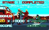 Chase H.Q. II: Special Criminal Investigation Amiga Stage 1 completed