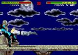 Mortal Kombat SEGA CD It's pretty much the same as the Genesis version.