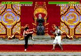 Mortal Kombat SEGA CD Performing for Shang Tsung
