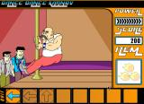 Dance Dance Karnov Browser Successfully executing a dance move