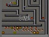 Gauntlet NES Game over