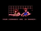 Alien Syndrome NES The opening sequence