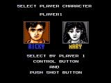 Alien Syndrome NES Choose a character