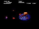 Alien Syndrome NES An end of level boss