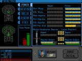 "Star Trek: The Next Generation - ""A Final Unity"" DOS Engineering screen"