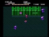 Alien Syndrome NES On to the next level