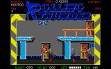 Rolling Thunder Atari ST Egad!  Enemies!  In great abundance!
