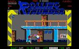 Rolling Thunder Atari ST A cold murder, execution-style, at point-blank range!