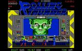 Rolling Thunder Atari ST Game over!
