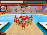 Elf Bowling: Hawaiian Vacation Windows The elves are ready...and insulting.