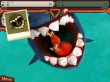 Elf Bowling: Hawaiian Vacation Windows When you get a spare, sometimes a shark eats an elf.