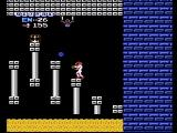 Metroid NES Located some missiles