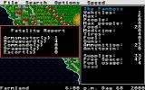 Roadwar 2000 Atari ST An encounter report