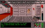 Sex Vixens From Space Atari ST Getting advice from the shipboard computer
