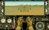 Sherman M4 Atari ST Those sand patches really slow you down!