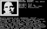 The President is Missing Atari ST A sample database entry