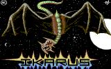 Ikarus Commodore 64 Loading screen