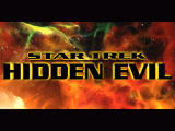 Star Trek: Hidden Evil Windows Title screen