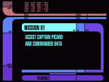 Star Trek: Hidden Evil Windows Loading screen