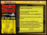 Phantom Mansion: Spectrum of Souls - Chapter 3: The Yellow Tower Browser I read the scroll