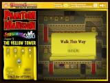 "Phantom Mansion: Spectrum of Souls - Chapter 3: The Yellow Tower Browser The first room, ""Walk this WAy"""