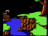 Solar Jetman: Hunt for the Golden Warpship NES The mother ship lands on one of the twelve worlds
