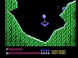 Solar Jetman: Hunt for the Golden Warpship NES Dragging back part of the golden warpship