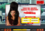 Escape from Rehab Browser Game over