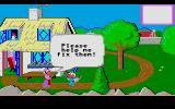 Mixed-Up Mother Goose Atari ST Your mission