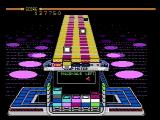 Klax NES Tiles accumulate quickly