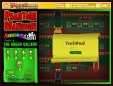 "Phantom Mansion: Spectrum of Souls - Chapter 4: The Green Gallery Browser ""TorchWood"". Someone has been watching Dr. Who."