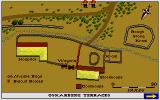 Rorke's Drift Atari ST Overview map