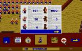 Rorke's Drift Atari ST The status of the opposing forces