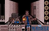 The Punisher Atari ST Up-close and personal