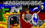 Shadowgate Atari ST Title screen