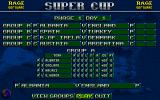 Striker DOS The Super Cup standings.