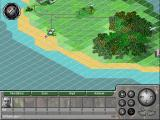 SimIsle: Missions in the Rainforest DOS Tutorial 1 island