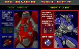 Iron Blood DOS Mecha selection