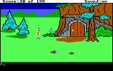 King's Quest DOS What's behind that locked door? (EGA/Tandy)